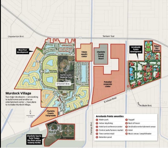The time appears to be right for development in Murdock Village image