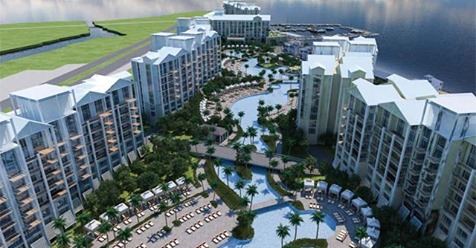 Allegiant suspends construction on Sunseeker Resort due to coronavirus concerns image