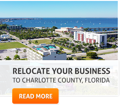 Relocate Your Business to Charlotte County, Florida
